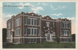 ALBANY , Georgia , 1917 ; South Side Grammar School
