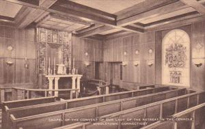 Chapel of the Convent of Our Lady of the Retreat in the Cenacle, Middletown, ...