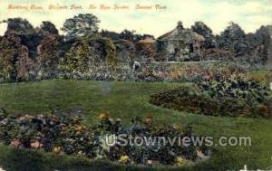 Rose Garden, Elizabeth Park