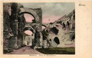 CPA Roma Palatino-Casa di Domiziano.. ITALY (552313)