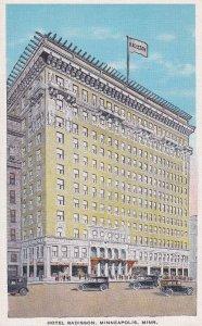 MINNEAPOLIS, Minnesota, 1930-40s; Hotel Radisson