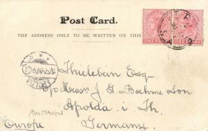 australia, ADELAIDE, Partial View from the South (1903) Stamps