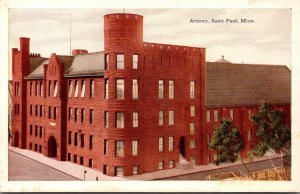 Minnesota St Paul The Armory