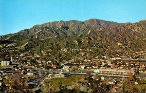 California Tujunga Panoramic View