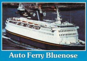 Canada C N Marine Ferry Bluenose Yarmouth Nova Scotai