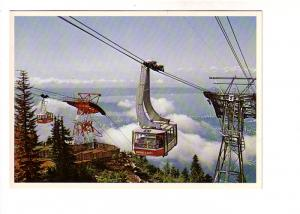 Skyride, Grouse Mountain, North Vancouver, British Columbia, Photo Christophe...