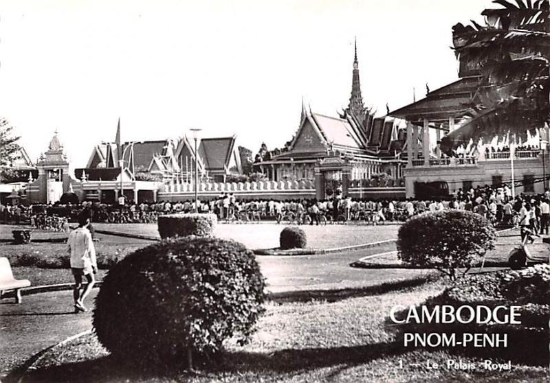 Phnom Penh Cambodia, Cambodge Le Palais Royal Phnom Penh Le Palais Royal