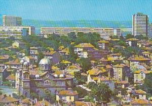 Bulgaria Burgas Town View