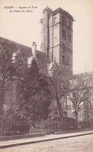 DIJON , France , 00-10s ; Square et Tour du Palais des Ducs