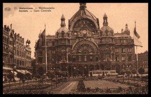 Gare Centrale,ntwerp,Belgium BIN