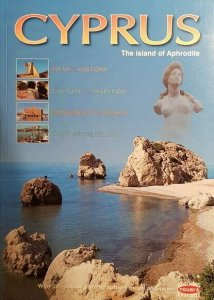 Cyprus the island of Aphrodite with 281 colour photographs 9 maps & plans guide