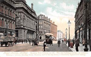 Belfast Ireland Royal Avenue Belfast Royal Avenue
