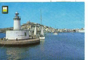 Postal 006460 : Faro de Ibiza