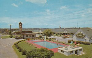 KNOXVILLE , Tennessee , 1950-60s ; Knox Motel