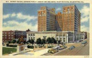 Rodney Square - Wilmington, Delaware DE