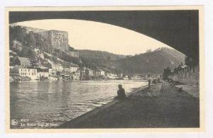 HUY, Belgium, 00-10s La Meuse sous le Pont