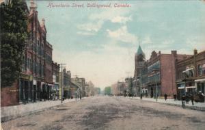 COLLINGWOOD , Ontario ,1900-10s ; Hurontario Street : Version-2