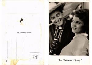 CPA Fred Bertelmann - Conny FILM STAR (610264)