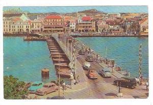 Queen Emma Pontoon Bridge, Curacao, Netherland Antilles, PU