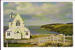 Torbay, St. John's, Newfoundland, Church,