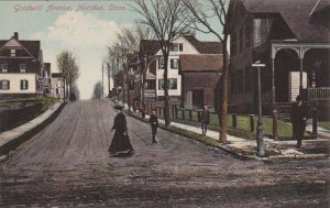 MERIDEN , Connecticut, 1900-10s ; Goodwill Avenue