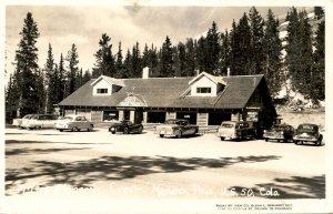 CO - Monarch Pass, Continental Divide. Monarch Crest Café.   RPPC
