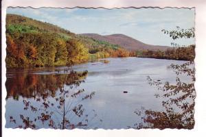 Androscoggin River, Rumford Point, Maine, Photo Walt Reyelt