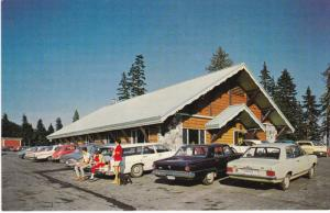 Mount Seynour Chalet , NORTH VANCOUVER , B.C., Canada, 1940-1960s