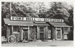 RP: FORT HELL , Virginia ,1930-40s ; Gift Shop