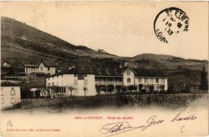 CPA Sail-sous-Couzan. Hotel des Roches. (663768)