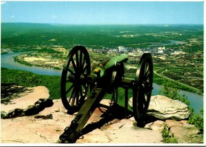 Tennessee Chattanooga Lookout Confederate Battery