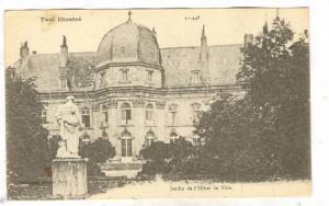 Jardin De l'Hotel De Ville, Toul (Meurthe-et-Moselle), France, 1900-1910s