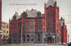 Misouri St Louis Central High School