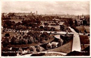 Scotland Glasgow Melvin Grove Park 1937 Real Photo