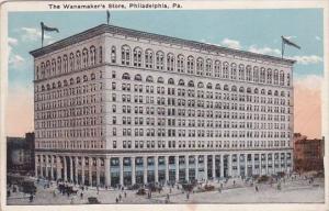 The Wanamaker's Store Philadelphia Pennsylvania 1924