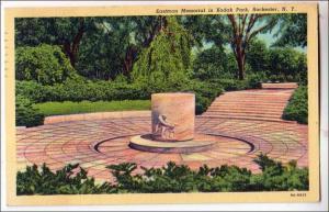 NY - Eastman Memorial, Kodak Park, Rochester