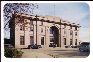 Union Train Station, Regina, Saskatchewan,