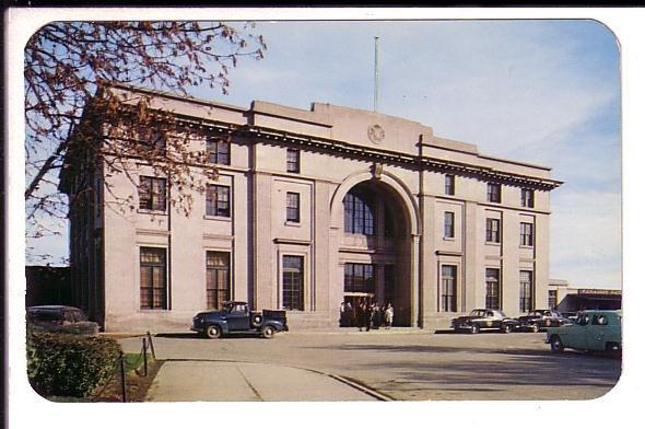 Union Train Station, Regina, Saskatchewan,