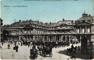 CPA Paris 1e - Le Palais-Royal (76407)
