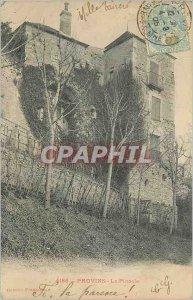 Old Postcard Provins The Pinnacle