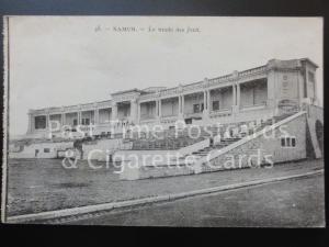 Belgium: NAMUR - Le Stade des Jeux, Old Postcard
