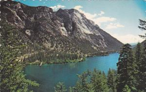 Serene Mountain Beauty, Pavillion Lake, B.C., Canada, 1940-1960s