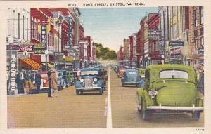 Tennesse Bristol State Street