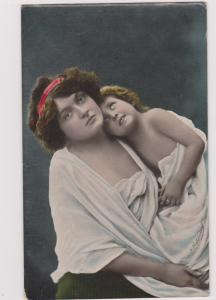 TUCK #8116, Mammy's Darling, Mother and Child, 1900-10s