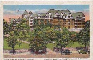 Virginia Roanoke Hotel
