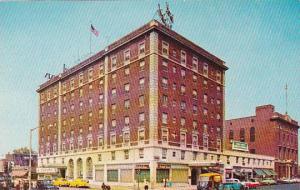 New Jersey Camden Walt Whitman Hotel