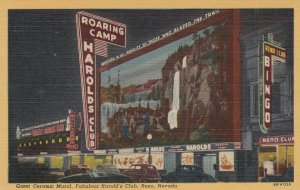RENO , Nevada , 1930-40s ; Harold's Club Casino