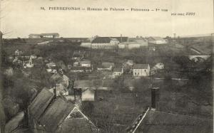 CPA PIERREFONDS - Hamean de Palenne - Panorama - I' vue (130064)