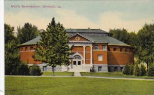 Iowa Grinnell Men's Gymnasium