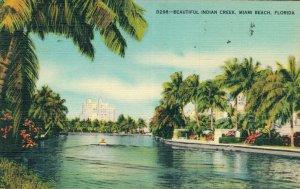 USA Beautiful Indian Creek Miami Beach Florida 04.91